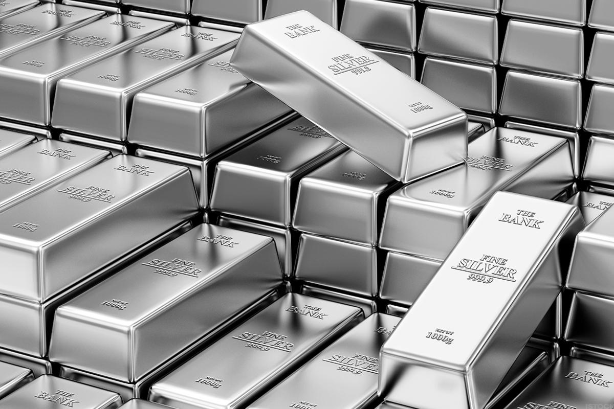 серебро в слитках купить